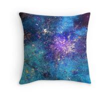 RHAPSODY OF STARS in G Major Throw Pillow