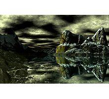 Dark Pool Photographic Print