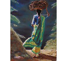 Indira Photographic Print