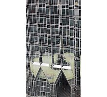 PPG Place Steeler Superbowl Victory Photographic Print