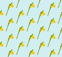 Single Daffodil by Jacqueline Turton