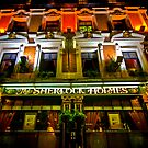 The Sherlock Holmes Hotel, London by John Miner