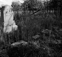 Keck Cemetery by Ryan Smith