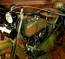 "photoj ""From Old To New-Harley Davison"", Launceston Tas by photoj"