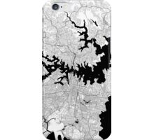 Map of Sydney iPhone Case/Skin