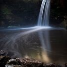 Secret Hotwaterfall 5 by Paul Mercer