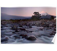 Mount Taranaki 4 Poster