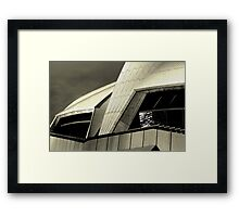 ~Cultural Base~ Framed Print