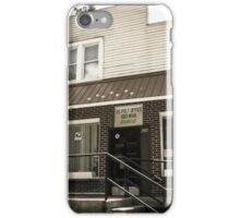 Post Paid  iPhone Case/Skin