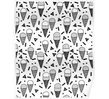 Ice Cream by Andrea Lauren  Poster
