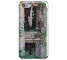 abandoned factory iPhone Case/Skin