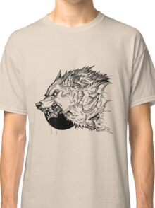 Werewolf moon inks Classic T-Shirt