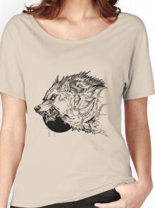 Werewolf moon inks Women's Relaxed Fit T-Shirt