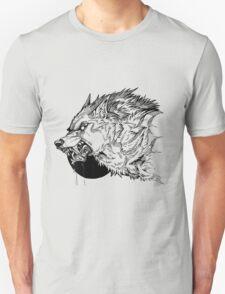 Werewolf moon inks T-Shirt