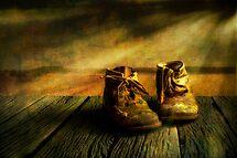 First shoes by Veikko  Suikkanen