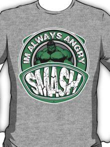 Smash - Im Always Angry T-Shirt