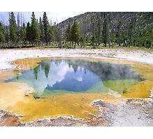 Sulfur  Photographic Print
