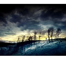Witch Hill Photographic Print