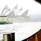 Sydney Ferries by Mike Gregory