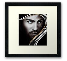 Hook Framed Print