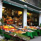 Fruit and Veg in London, England by joybliss