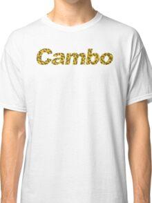 Cambo Giraffe Print Classic T-Shirt