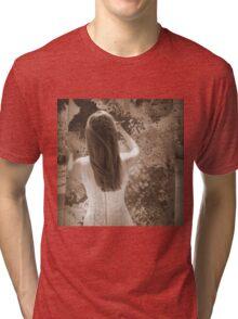 Inspiration strikes! Tri-blend T-Shirt