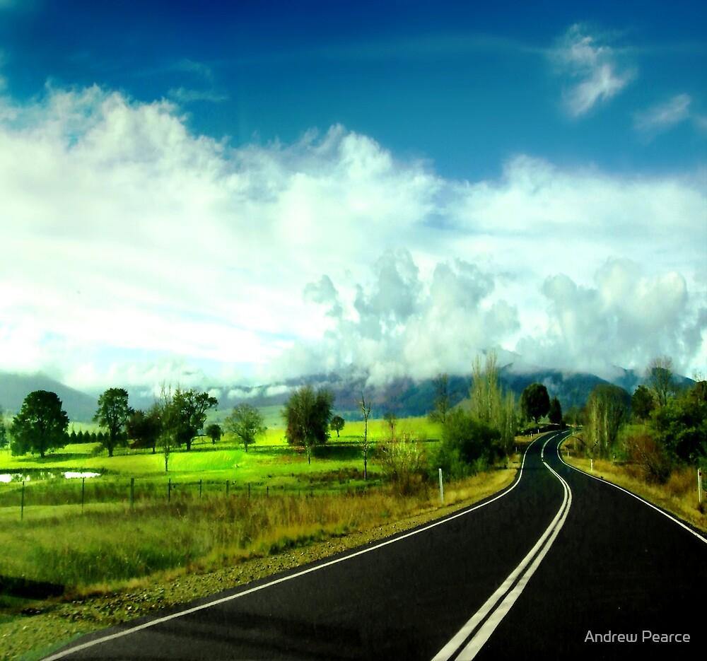 Saturday Rains & Sunday Shine by Andrew Pearce