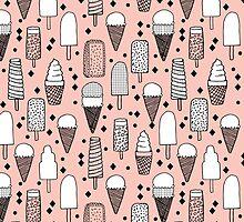 Ice Cream by Andrea Lauren  by Andrea Lauren