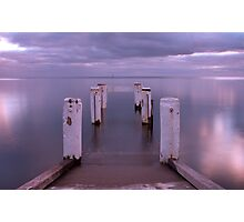Port Vincent Jetty Photographic Print