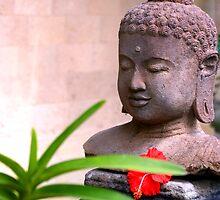 Buddha, Murni's Villas, Bali by JonathaninBali