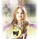Portrait of a Happy Soul by dimarie