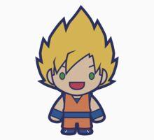 Tidbit GoKu SS1 Kids Clothes