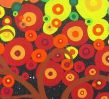 Trees of Joy Sticker