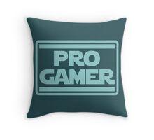 Pro Gamer Throw Pillow