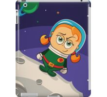 Zoe Conquers The Moon iPad Case/Skin