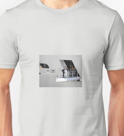 Danger! Men at Work Unisex T-Shirt