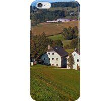 Beautiful traditional farmland scenery | landscape photography iPhone Case/Skin