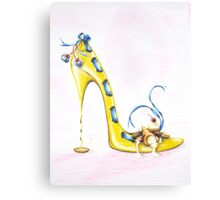 Choux Pastry Canvas Print