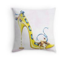 Choux Pastry Throw Pillow