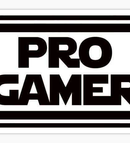 Pro Gamer Sticker