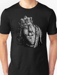 Forest Dude T greyscale T-Shirt