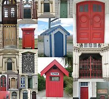 Doors from NZ  by cathyjacobs