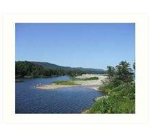 Cape Breton - Cabot Trail Art Print