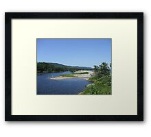 Cape Breton - Cabot Trail Framed Print