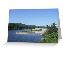 Cape Breton - Cabot Trail Greeting Card