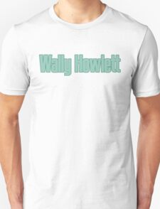 Wally Howlett T-shirt T-Shirt