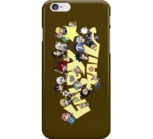 Fairy Tail anime manga Guild shirt iPhone Case/Skin