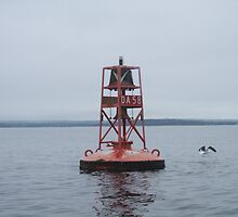 Harbor Marker - St Margaret's Bay, NS by Lady-Di