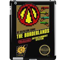 Borderlands - 8 Bit NES Artwork Cover iPad Case/Skin
